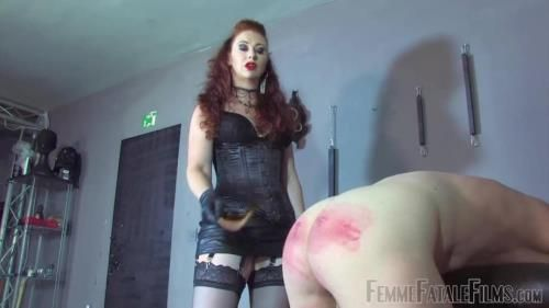 Mistress Lady Renee - Caning Day - Part 1