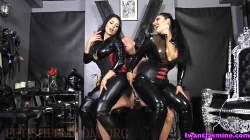 Mistress Ezada, Jasmine Mendez - 125 Days Of Chastity