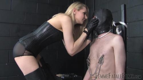 Mistress Eleise De Lacy - Clamping Down - Complete Film
