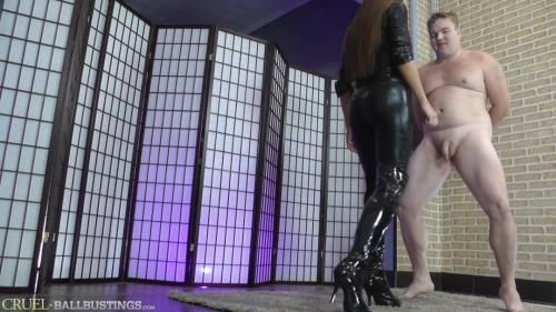 Mistress Amanda - Hard Kicks