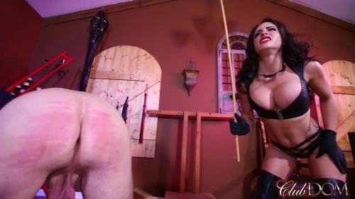 Goddess Cleo - Beg For A Good Caning
