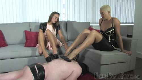 Cate Fury, The Hunteress - Blasted Balls - Part 3