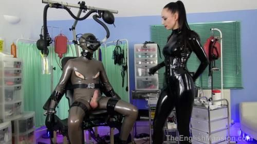 Lady Mephista - Invasive Latex Medical - Part 2