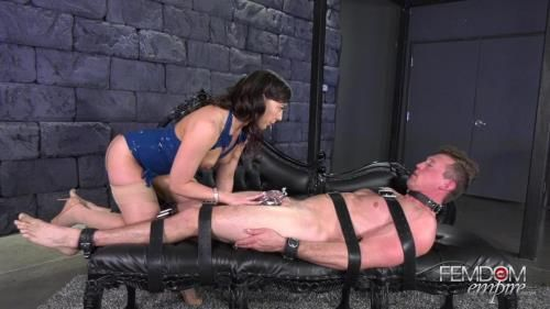 Mistress Whitney - Steel Cock Tease