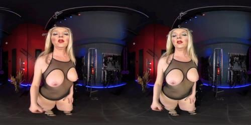 Mistress Sidonia - Chastity Tease And Release - Vr