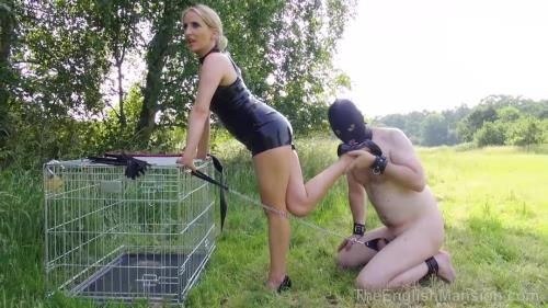 Mistress Courtney - Kept As Courtneys Slave - Complete Film
