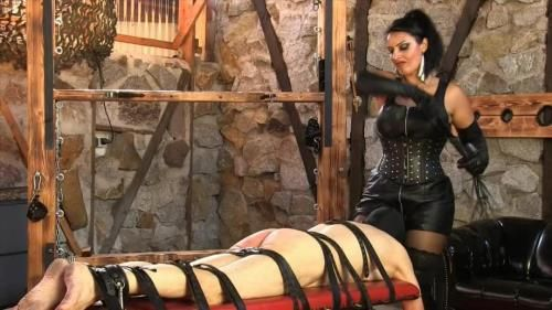 Mistress Ezada - Helpless And Whipped Hard