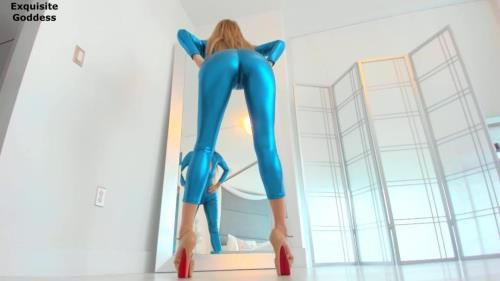 Pay Piggy - Drained By The Shiny Catsuit