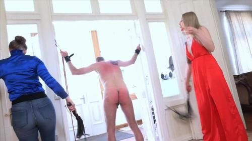 Mistress Madita, Mistress Cloe - Thrashed Without Mercy