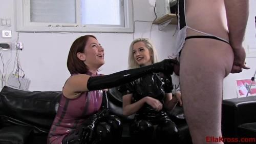 Anna Myst - Beaten Like A Bitch - With Mistress Sol