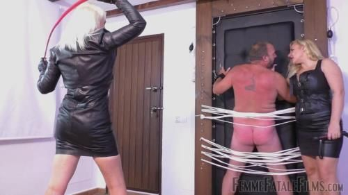 Divine Mistress Heather, Mistress Fox - The Whip Wall - Super Hd - Part 2
