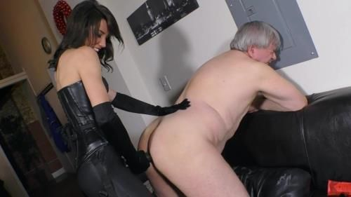 Mistress Janira Wolfe - Putting Daddy To Sleep With My Dick