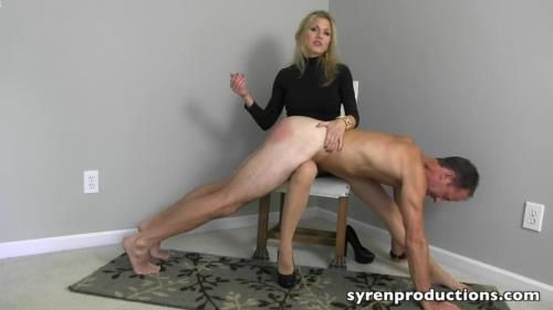 Spanked By His Hot Boss