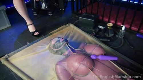 Mistress Sidonia - Vacbed Tease - Part 2