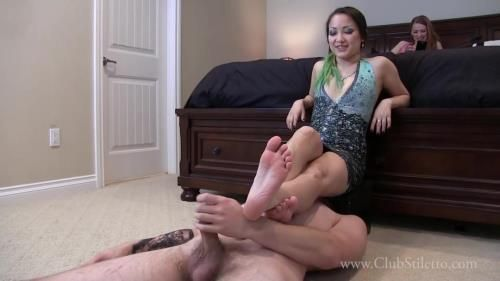 Miss Xi, Queen M - My Ass Smells Like Sex Now Cum Thinking About Him Fucking Me
