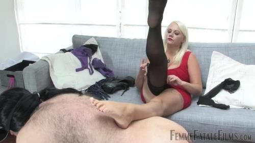Mistress Heather - The Tenacious Tenant - Complete Film
