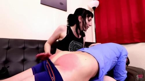 Cheating Dad Caught And Punished By Stepdaughter