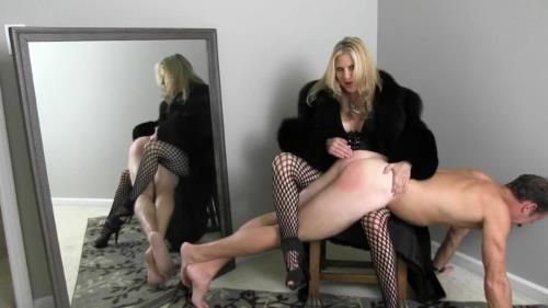 Mistress Aleana - Punished By The Fur Mistress