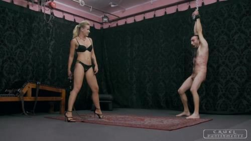 Mistress Anette - Severe Femdom - The Taste Of Cruelty - Part 2