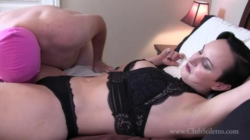 Mistress Irene - Its Nice To Have A Cuckold In The House