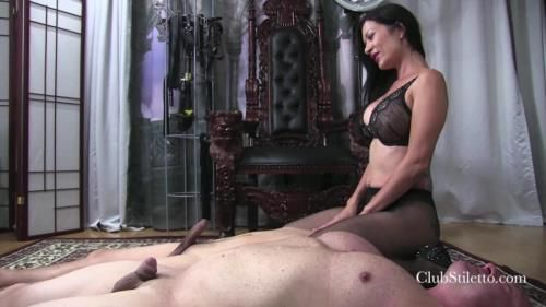 Mistress Jasmine - Face Sitting Both Losers