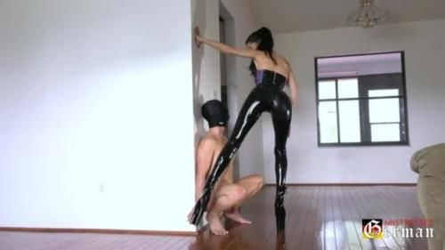 Mistress Susi - Ass Fetish Session In Latex