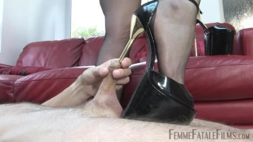 Mistress Lady Renee - Tiny Little Prick - Part 2