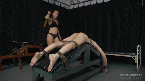 Spanking Punishment For Bad Licking