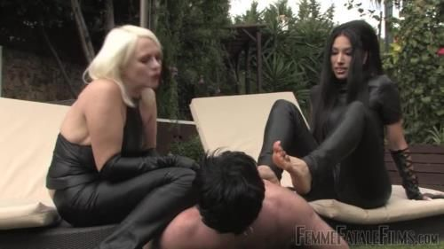 Divine Mistress Heather, Goddess Tangent - Beautiful And Filthy - Part 2