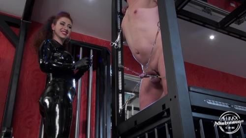 Mistress Lady Renee - A Real Cbt Session