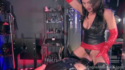 Ms Ella Kross - Leather Dommes Toy Boy- Complete Film