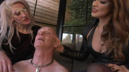 Goddess Serena, Miss Adah Vonn - Paint Your Face With Spit