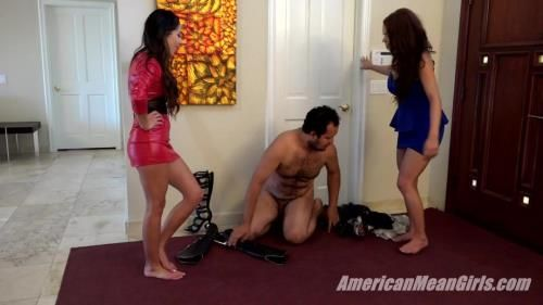 Princess Bella, Princess Aria - Beg To Serve Me Again