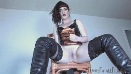 Miss Zoe - The J.O.I. Of Latex - Complete Film