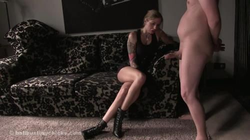 Hera - Painful Cock Whipping
