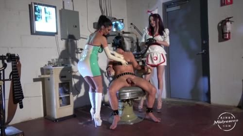 Goddess Valora, Mistress Susi - The Slave On The Dentist Chair