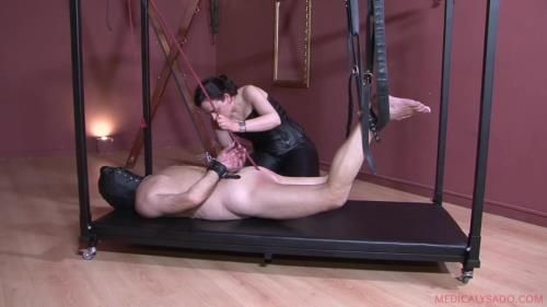 Lady Patricia - Tied With Straps