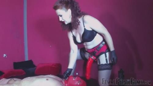 Mistress Lady Renee - Big Red
