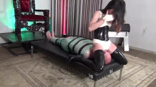 Goddess Pepper - You Will Only Breath My Ass
