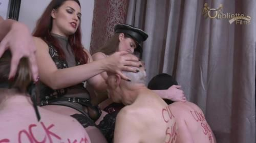 Mistress Rose, Mistress Serena, Bonnie Brown - Saturday Night Suck Off
