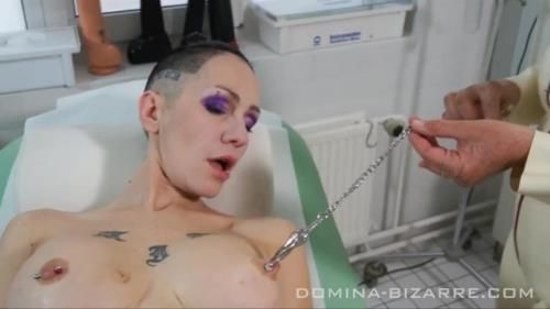 Lady Mercedes - Lessons In The Clinic - Part 2