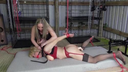 Bound Maid Sharon, Mistress Sidonia - The Perils Of Captive Candy Pt2 - Part 4