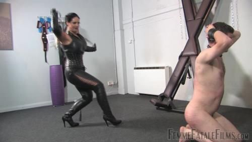 Mistress Ezada Sinn - The Prisoner - Super Hd - Complete Film