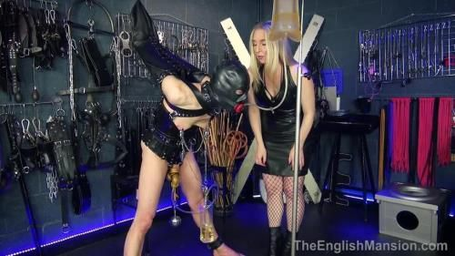 Mistress Sidonia - Predicament Bondage Day Pt2 - Part 4