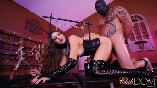 Domina Sadie Holmes - Cum, And Its Castration