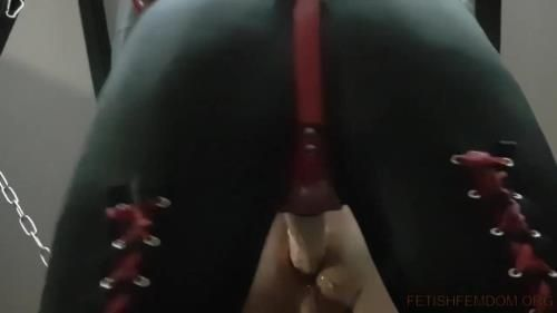 Ball Streched And Ass Fucked