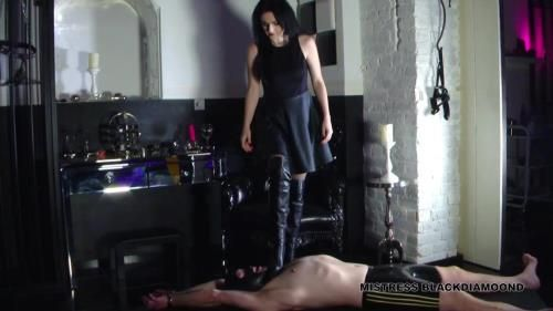 Trampling Torment For The Slave