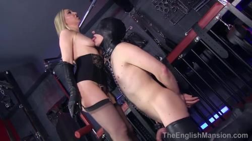 Mistress Sidonia - Remote Controlled Tongue - Part 1