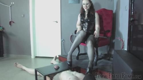 Mistress Lady Renee - Balls To Oblivion - Complete Film