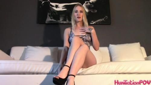 Goddess Jolene - Youll Spend The Rest Of Your Life Jerking Off To Small Penis Humiliation Videos